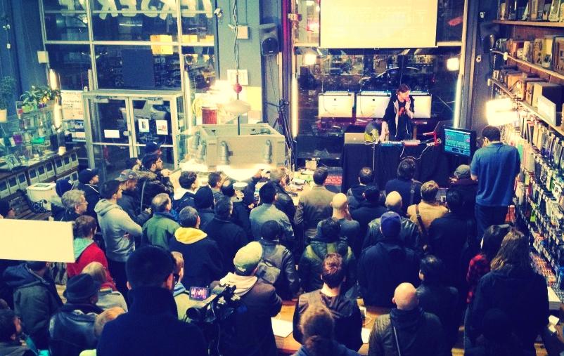 Ableton Live Advanced User Group, New York City