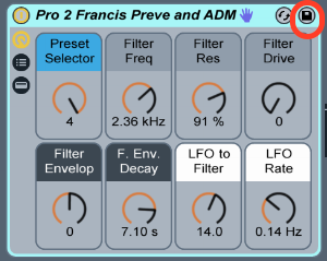 The ADM SympleSound Pro 2 Free Ableton Live Pack
