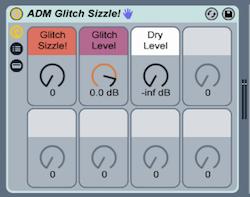 Twenty-five easy to control Audio Effect Racks.