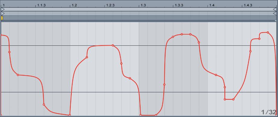 1,875 Dummy Clips that create unique, rhythmic glitching effects.