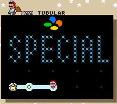 The Special World In Super Mario World!