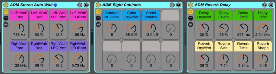 The Stomp Box Audio Effects