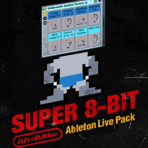 SUPER 8-BIT - Instruments from Nintendo and Gameboy sound cards.
