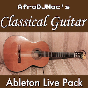 CLASSICAL GUITAR - Realistic, detailed, round-robin sampled classical guitar.