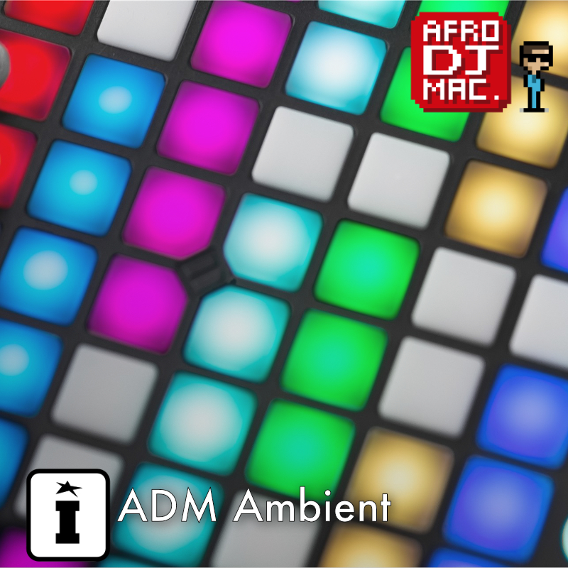 ADM AMBIENT - Over 100 pads, textures, and evolving sounds in a self-installing Ableton Live Pack.