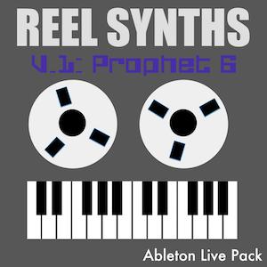 Reel Synths: Prophet 6