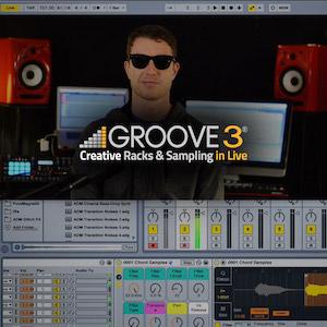 Creative Racks and Sampling in Live