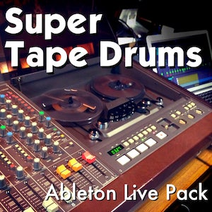 Super Tape Drums