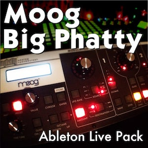 Moog Big Phatty