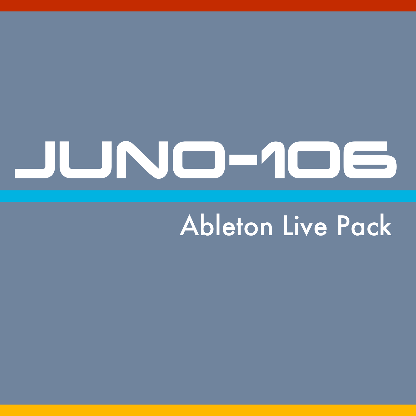 JUNO-106 Ableton Live Pack — Brian Funk