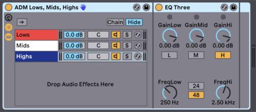 VOCAL FX Ableton Live Pack — Brian Funk