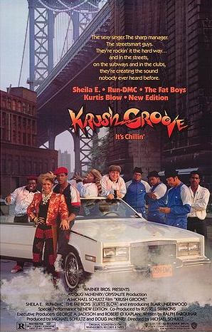 Krush Groove Movie Poster