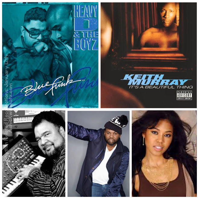 Rhythm Related Recollections January 12th