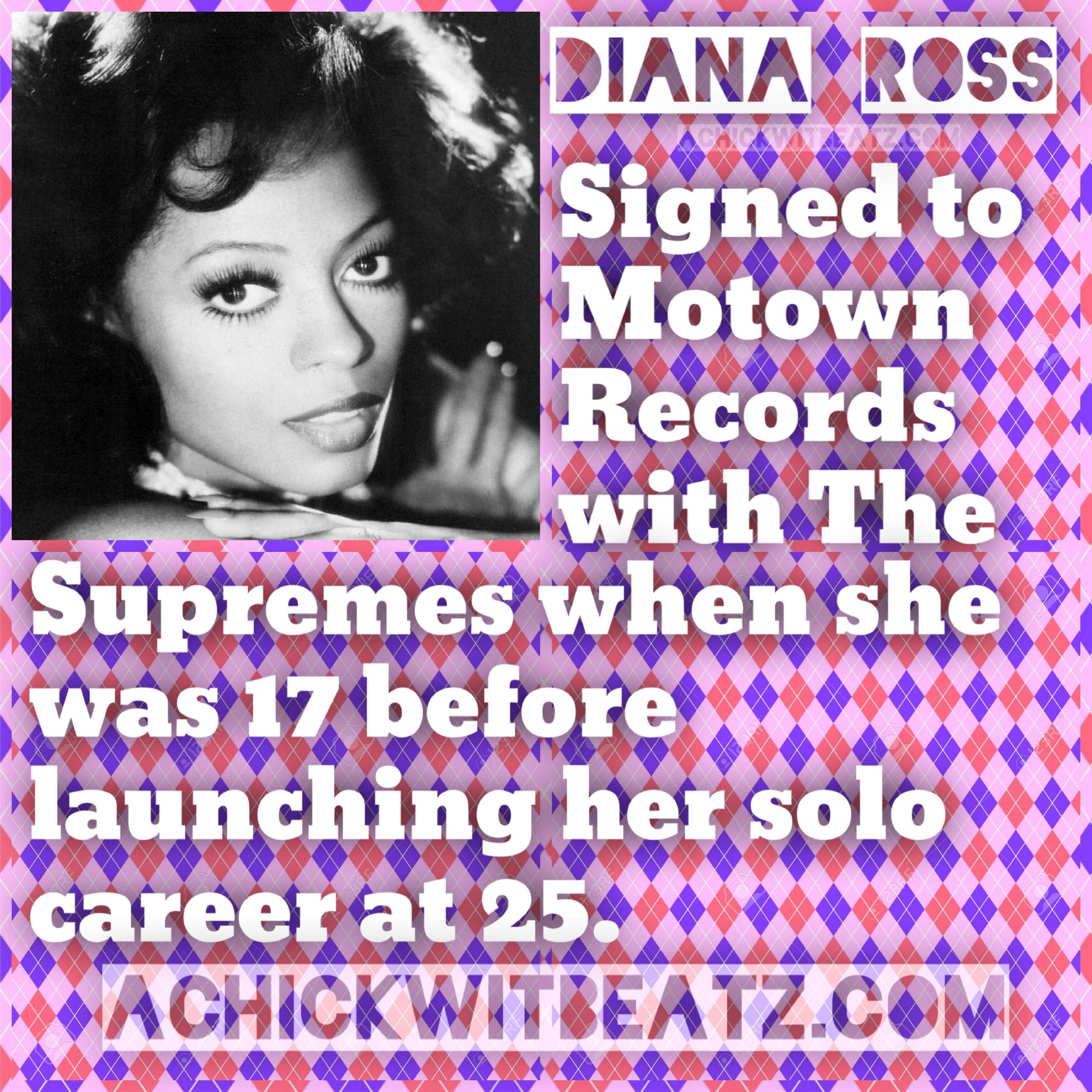 Womens History Month Diana Ross