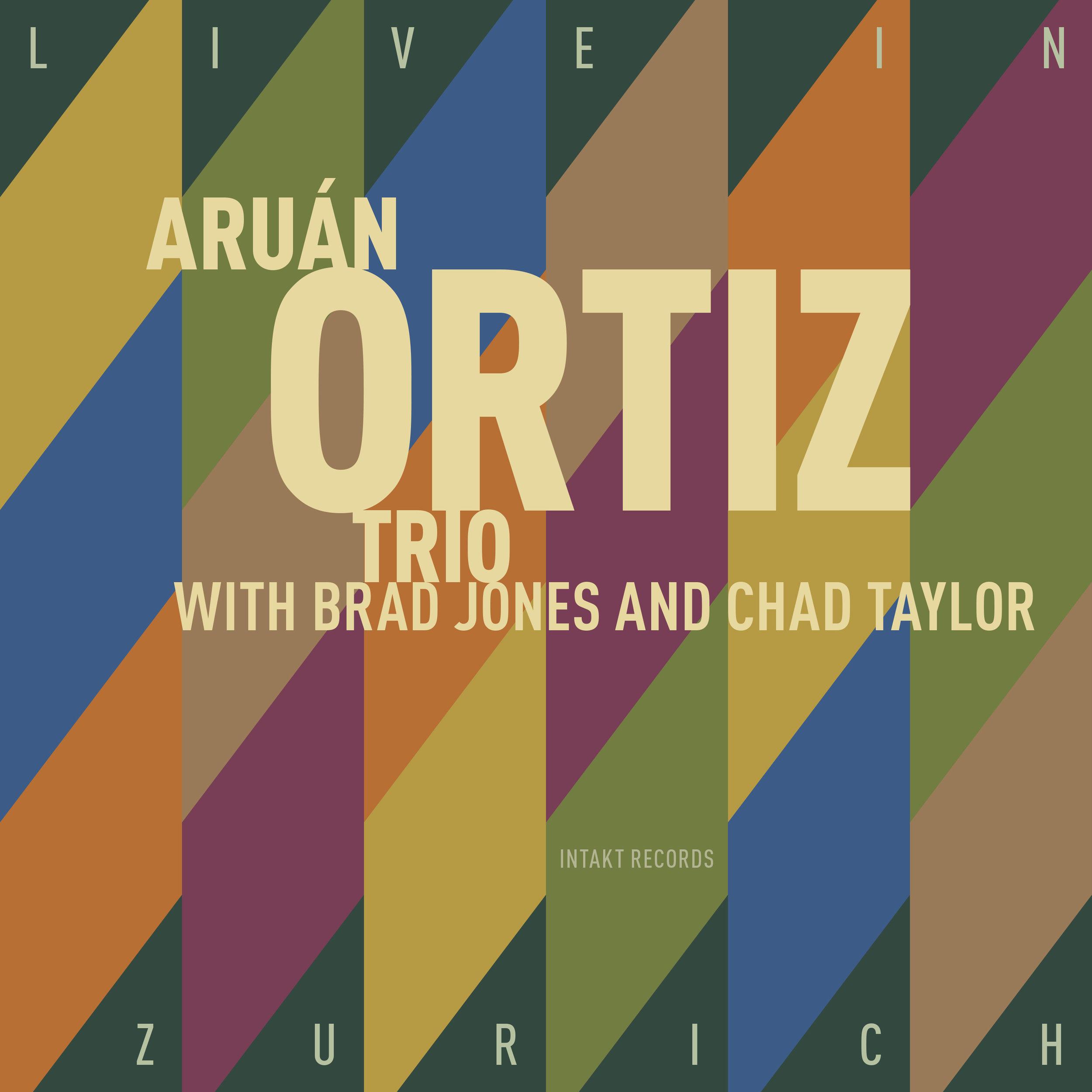 Aruán Ortiz Trio Live in Zurich, 2018