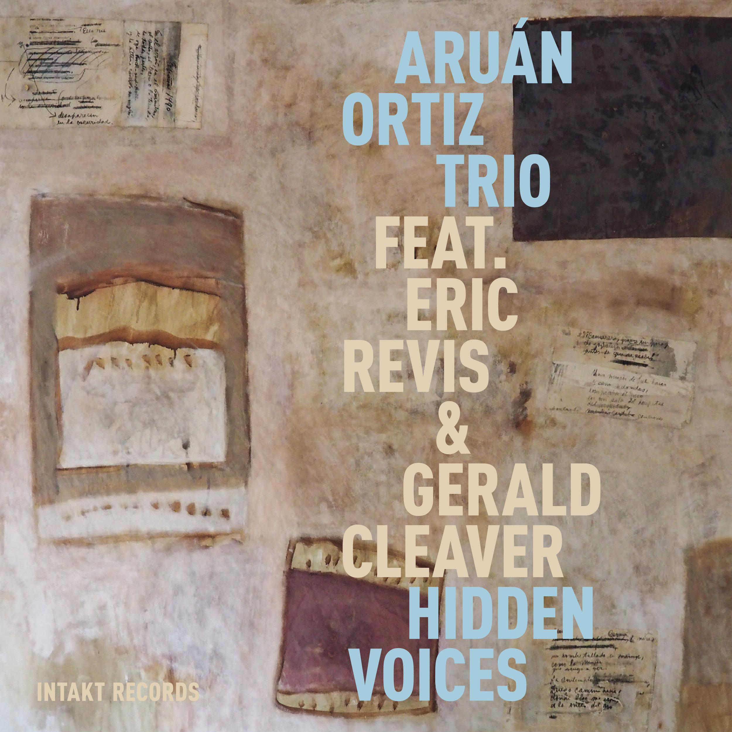 Aruán Ortiz Trio Hidden Voices, 2016