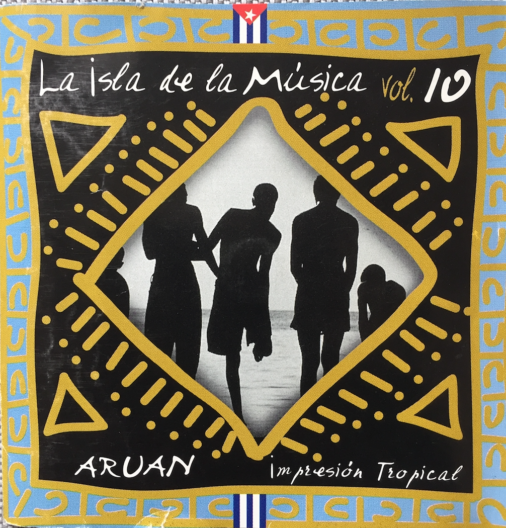 Aruán Ortiz Impresión Tropical, 1996