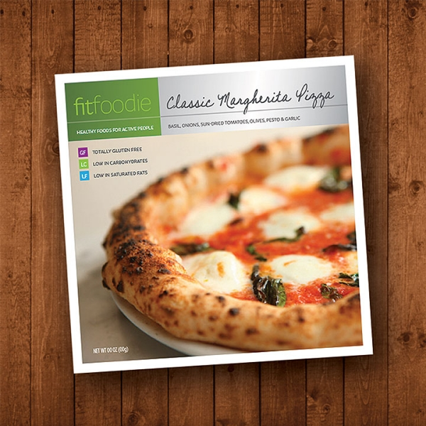 Fit Foodie // Gluten Free Line of Healthy Pizzas