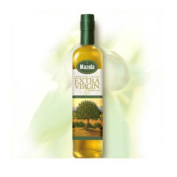 Mazola // Extra Virgin Olive Oil