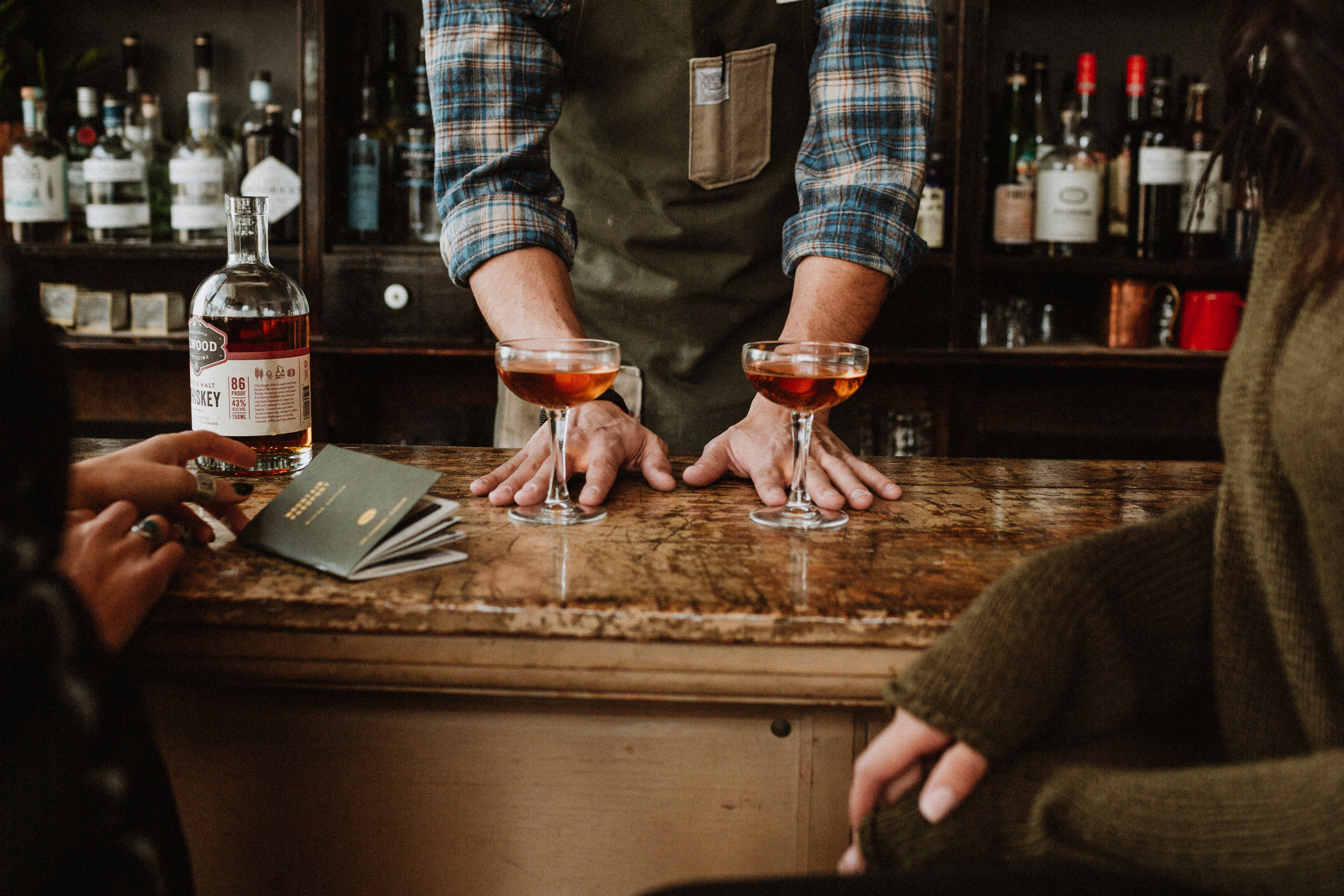 venue introductions - Our city managers are experts in their local hoods, and build strong relationships with each venue. Allow us to introduce your brand to each bar manager, showcasing why they need to know about you!