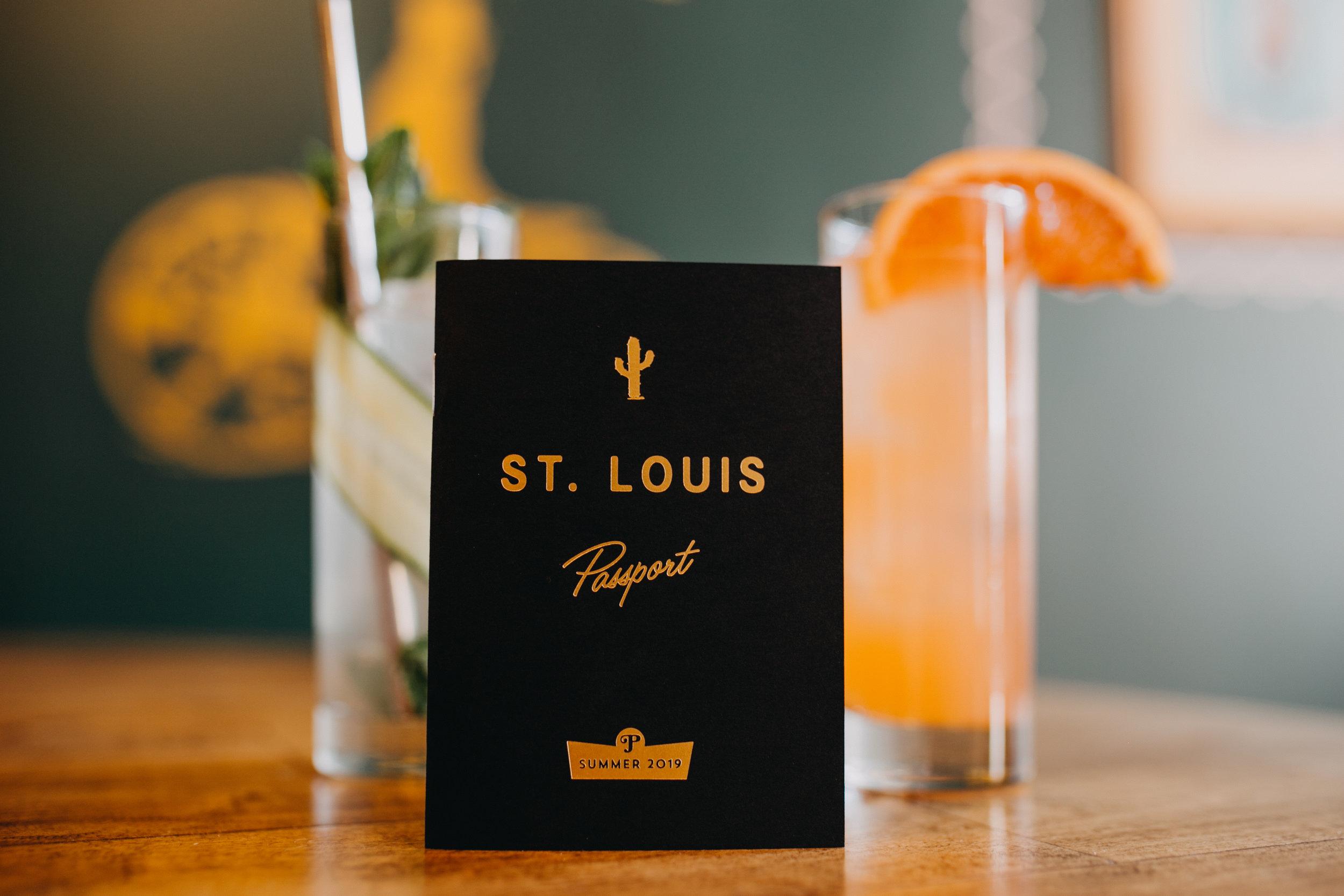 St. Louis Patio Bars