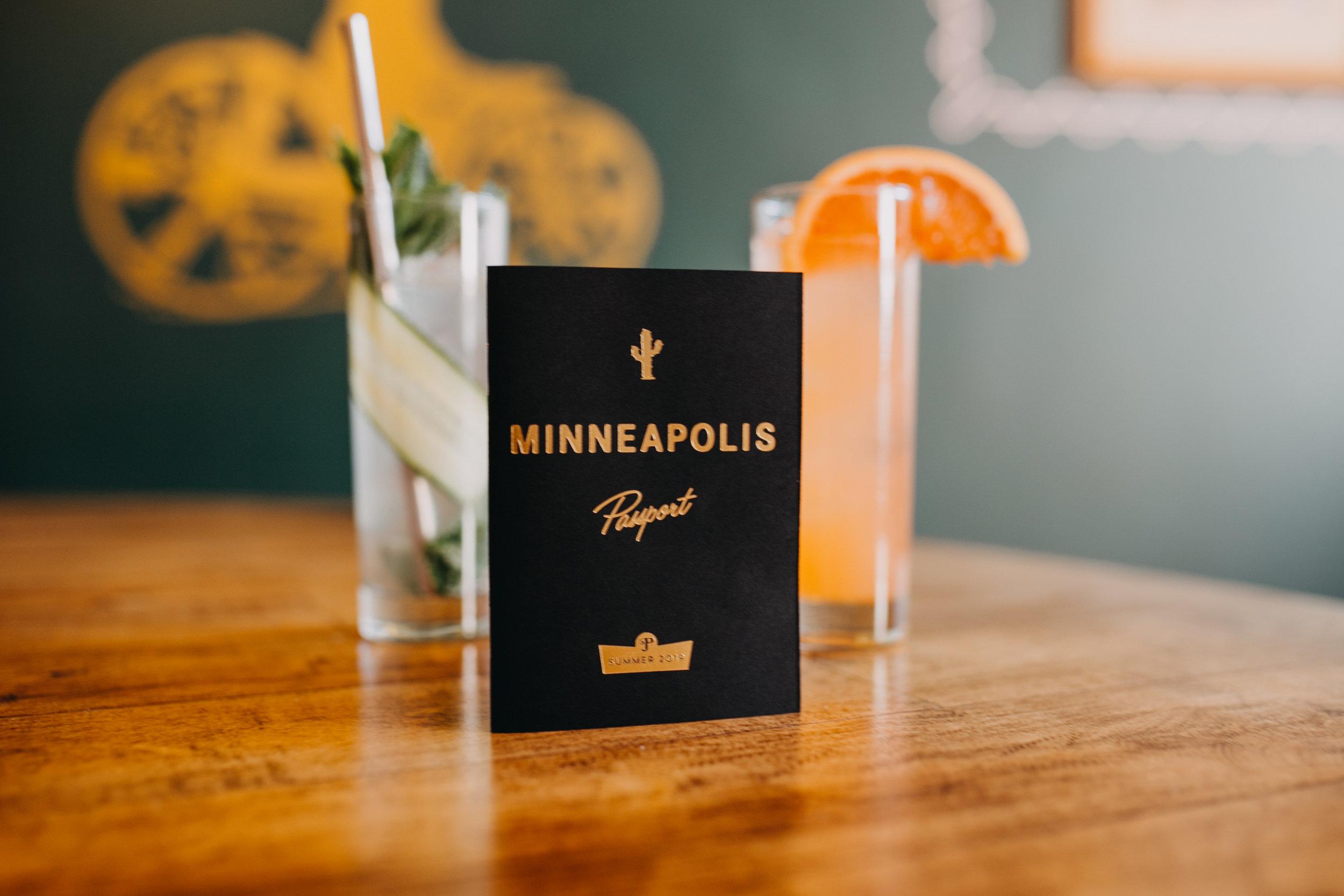 Minneapolis/St. Paul Patio Bars