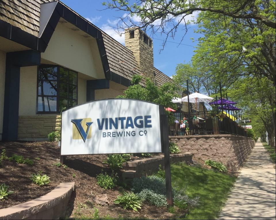 #4 - Vintage Brewing Co.2-for-1 Drink Specials: Vintage Drafts