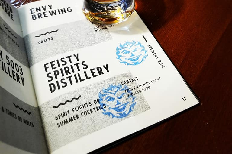 #1 - Feisty Spirits DistilleryOffering: Summer Cocktails