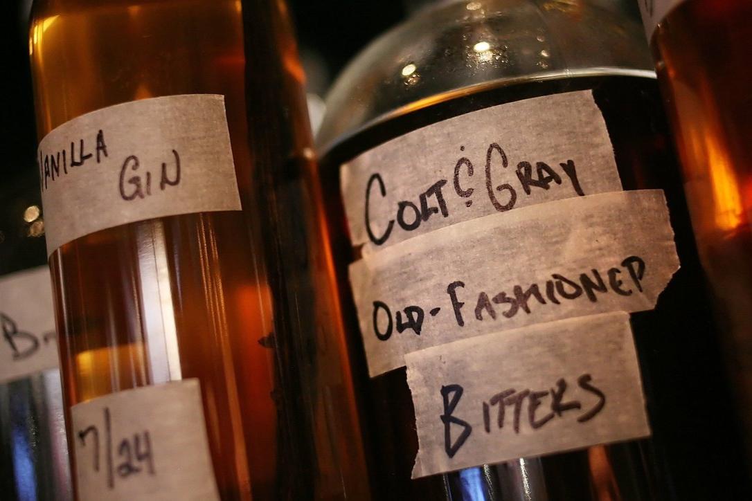 #2 - Colt & GrayOffering: Summer Passport Cocktails