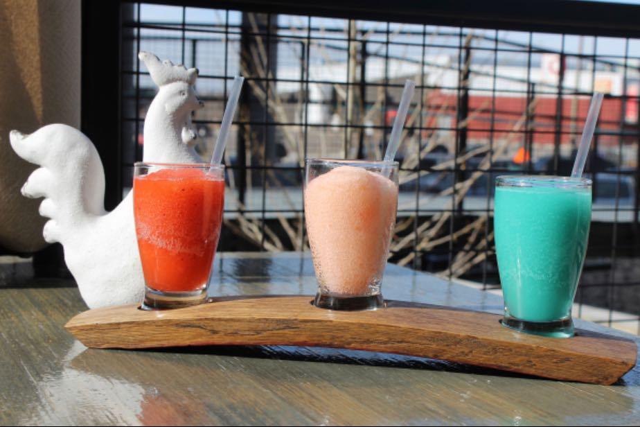 #5 - SMŌKOffering: Strawberry Fields Slushee Cocktails