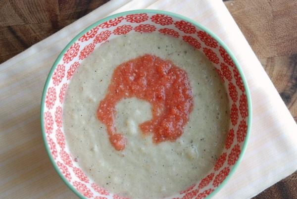 corn tomatillo soup