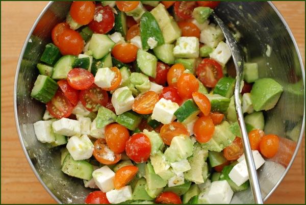 israeli salad 1
