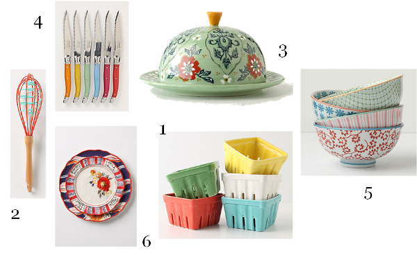 gift guide anthropologie
