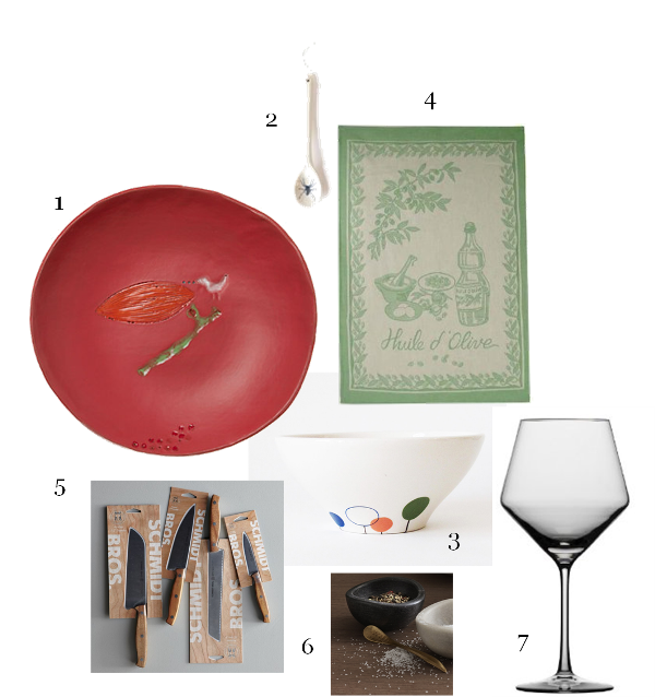 gift guide kitchen accessories