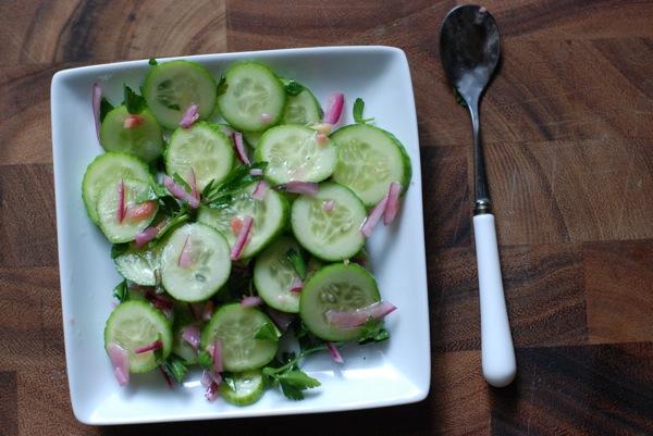 cucumber salad1