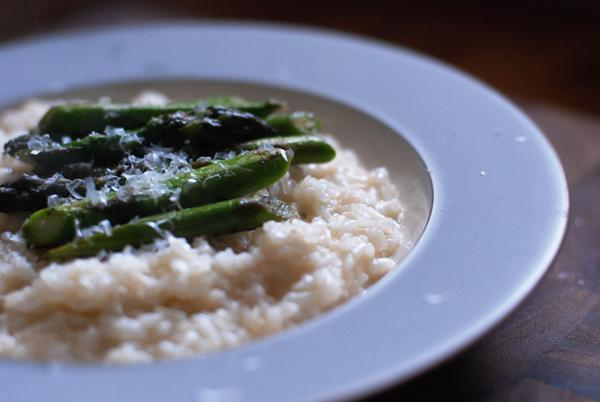 asparagus risotto 2