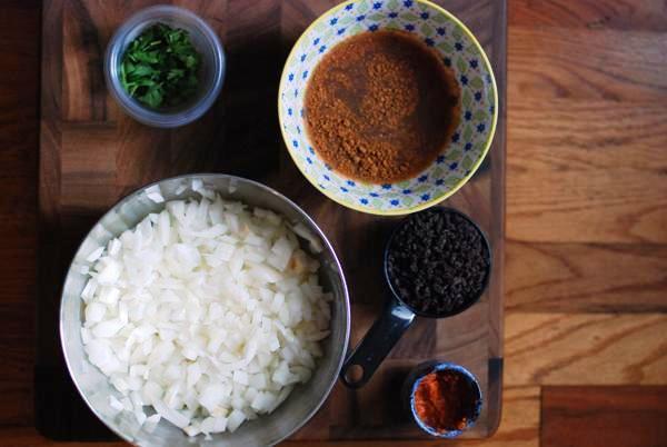 harissa snapper ingredients