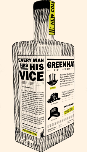 greenhat gin