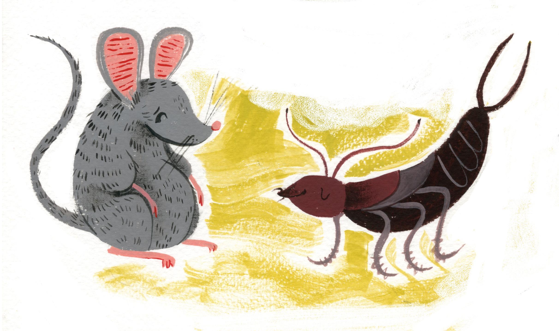 Crunchy Mouse and Earnest Earwig.jpg