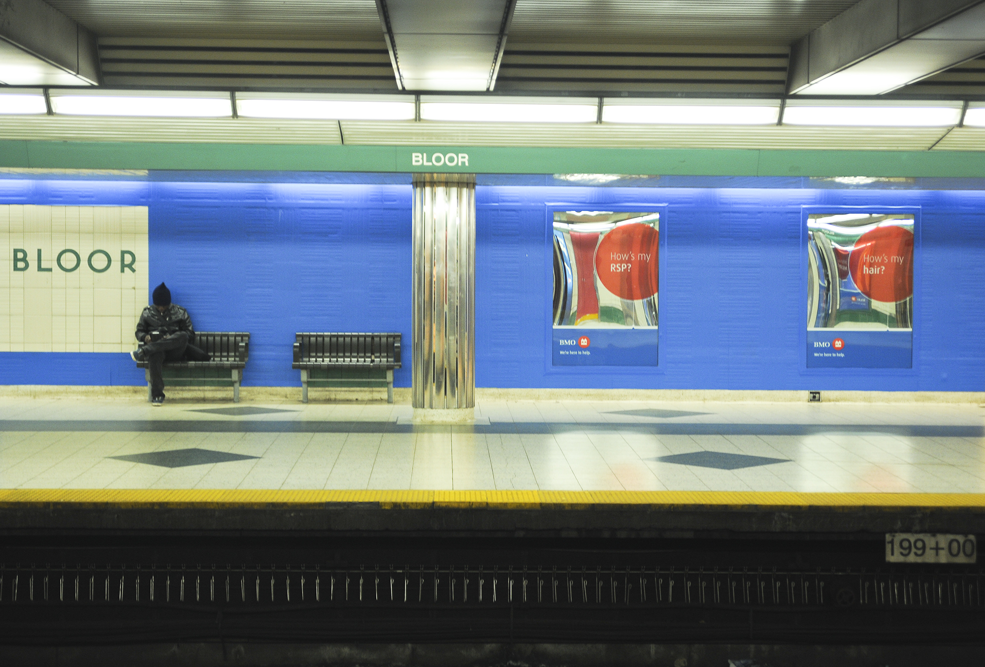 Bloor Street Station