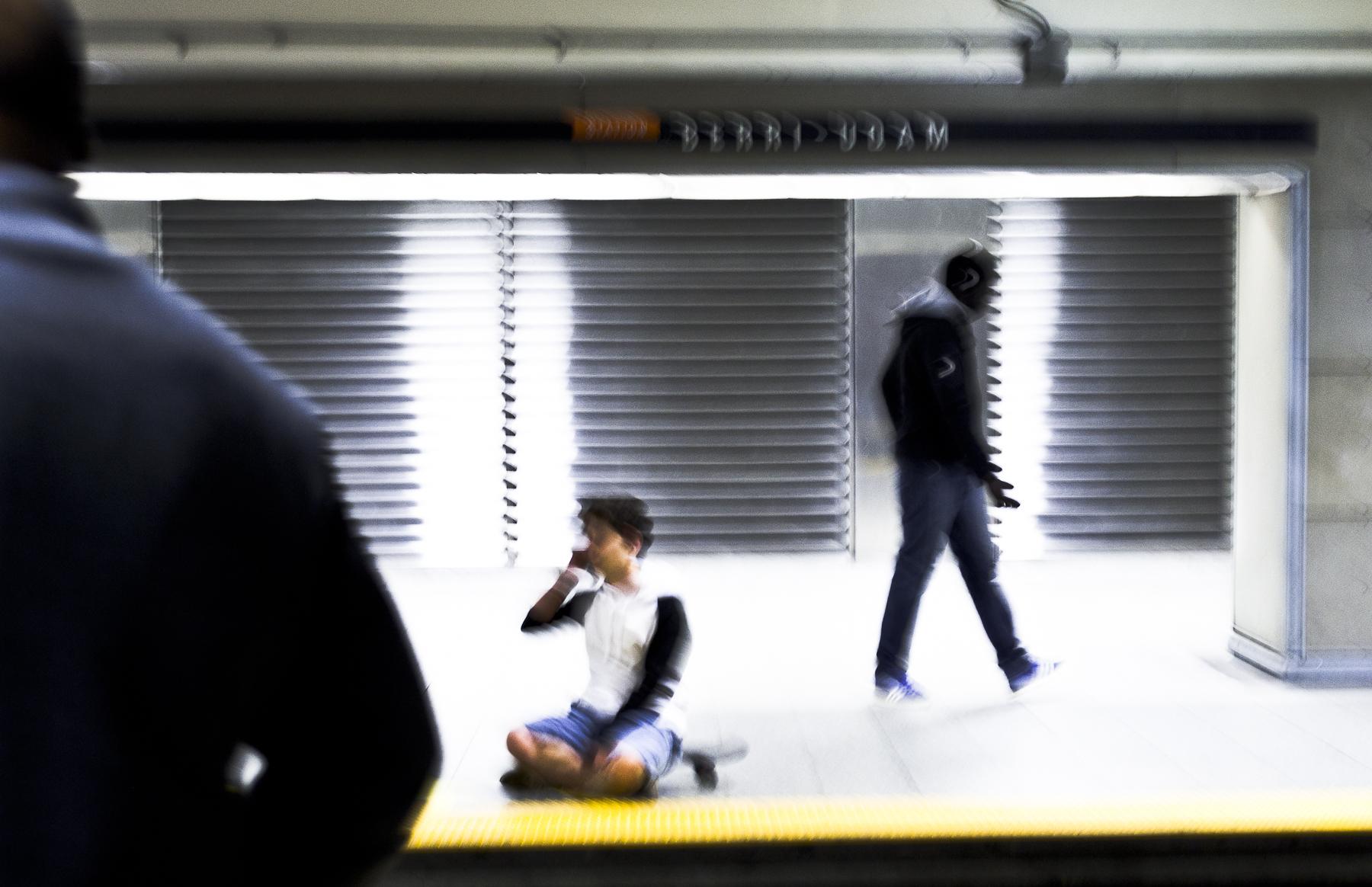 In His Element - Montreal Metro