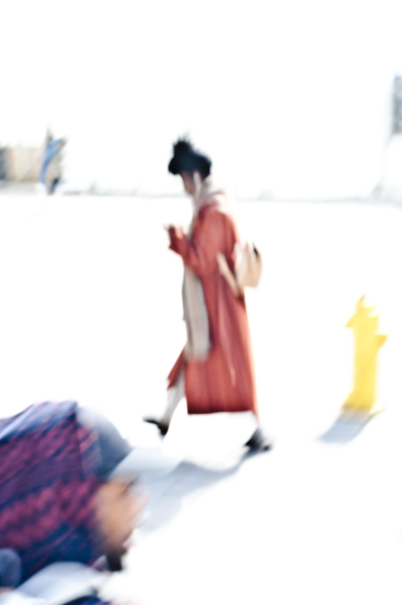 Multi Tasking - Neo Geisha Style