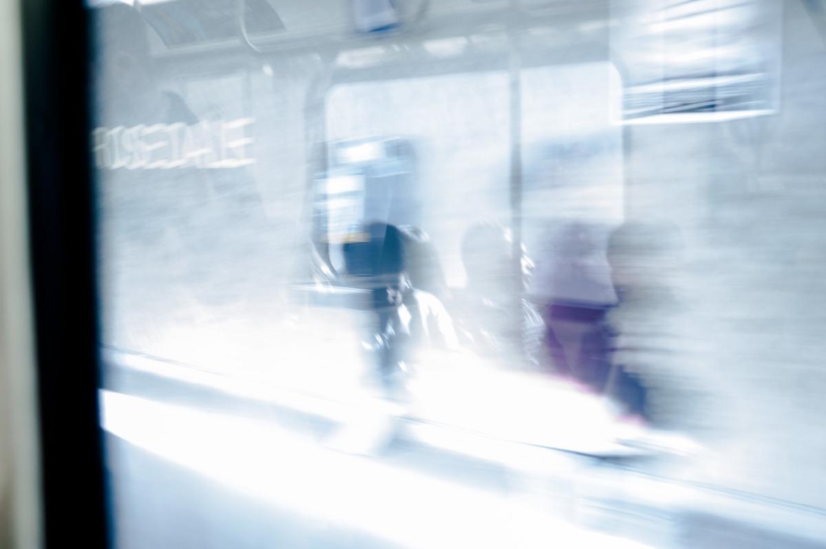 Sunlight On The Subway (2017)