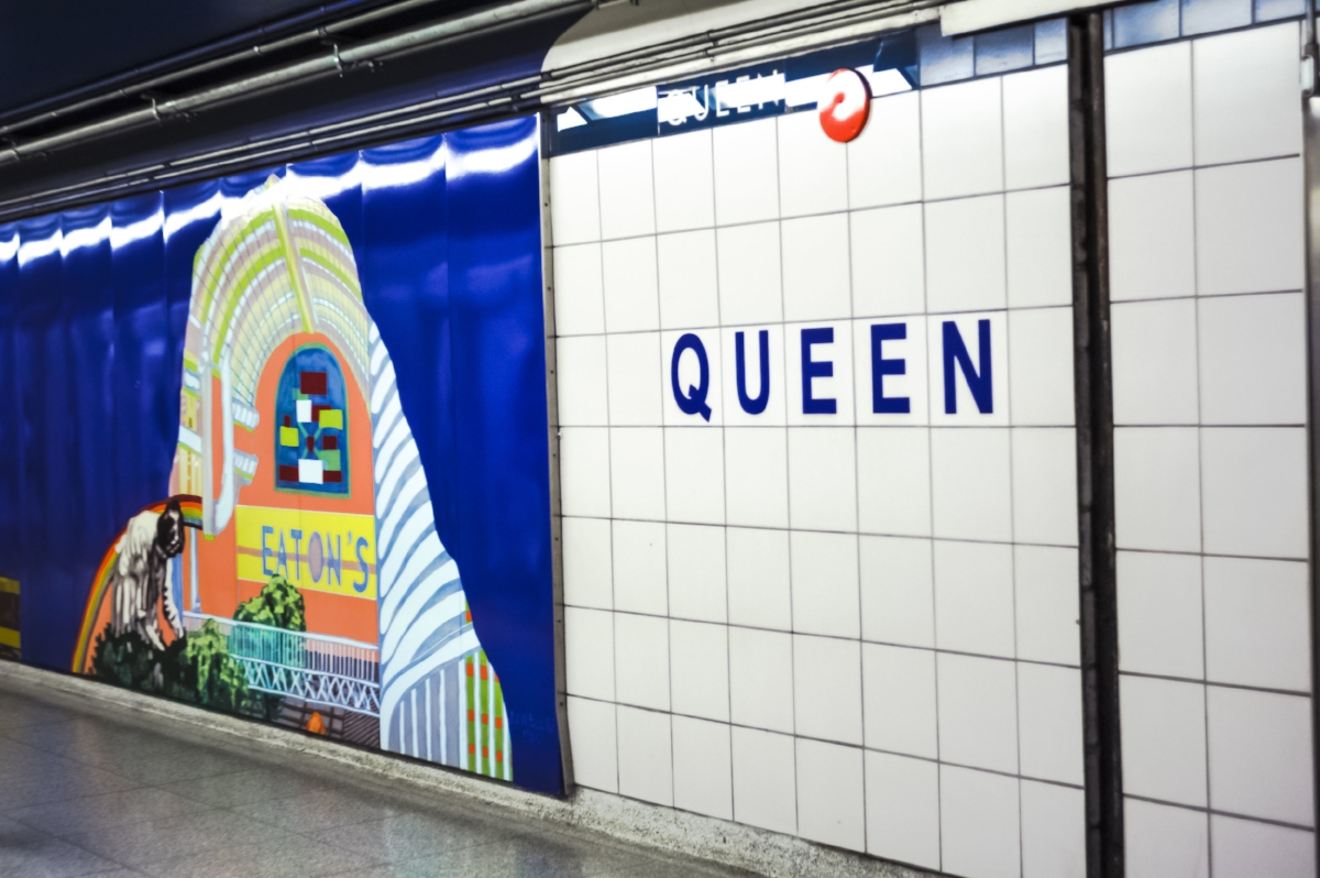 Queen Station (2014)