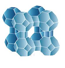 A Clinoptilolite-Zeolite Molecule