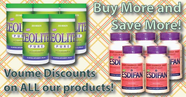 ZEO Health's Volume Discount Purchasing
