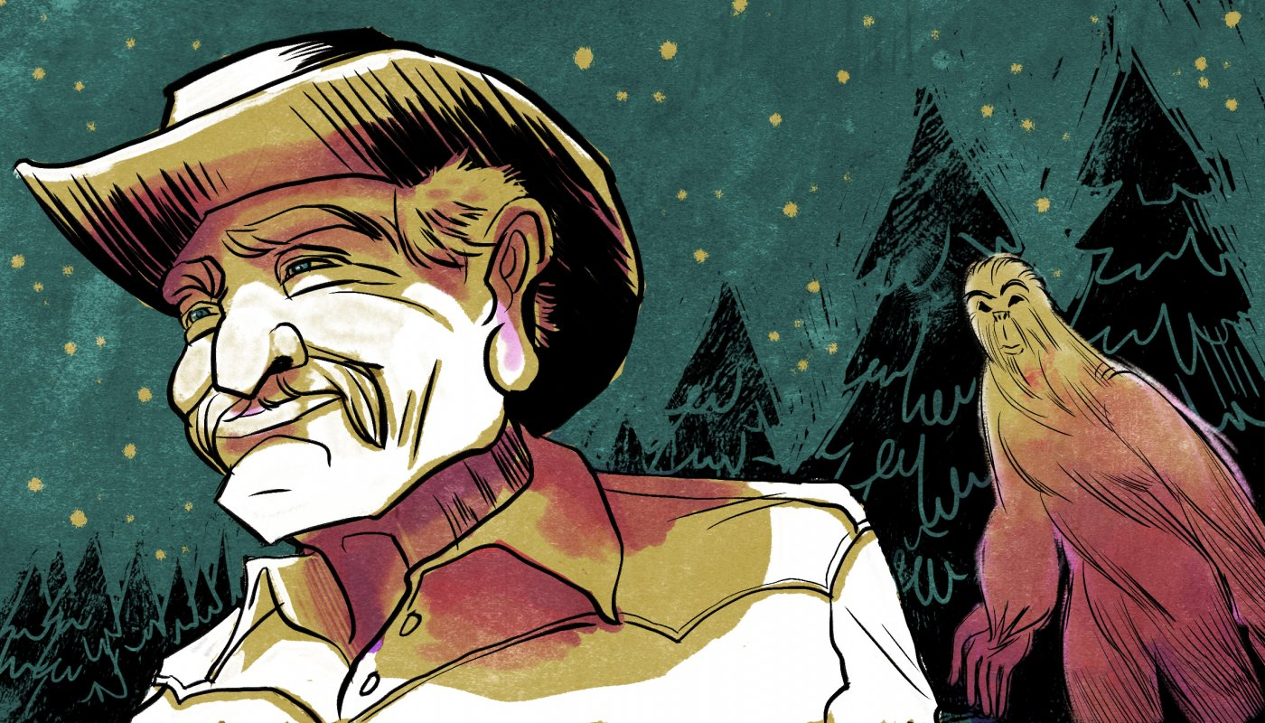 The Man Who Created Bigfoot | Outside Magazine