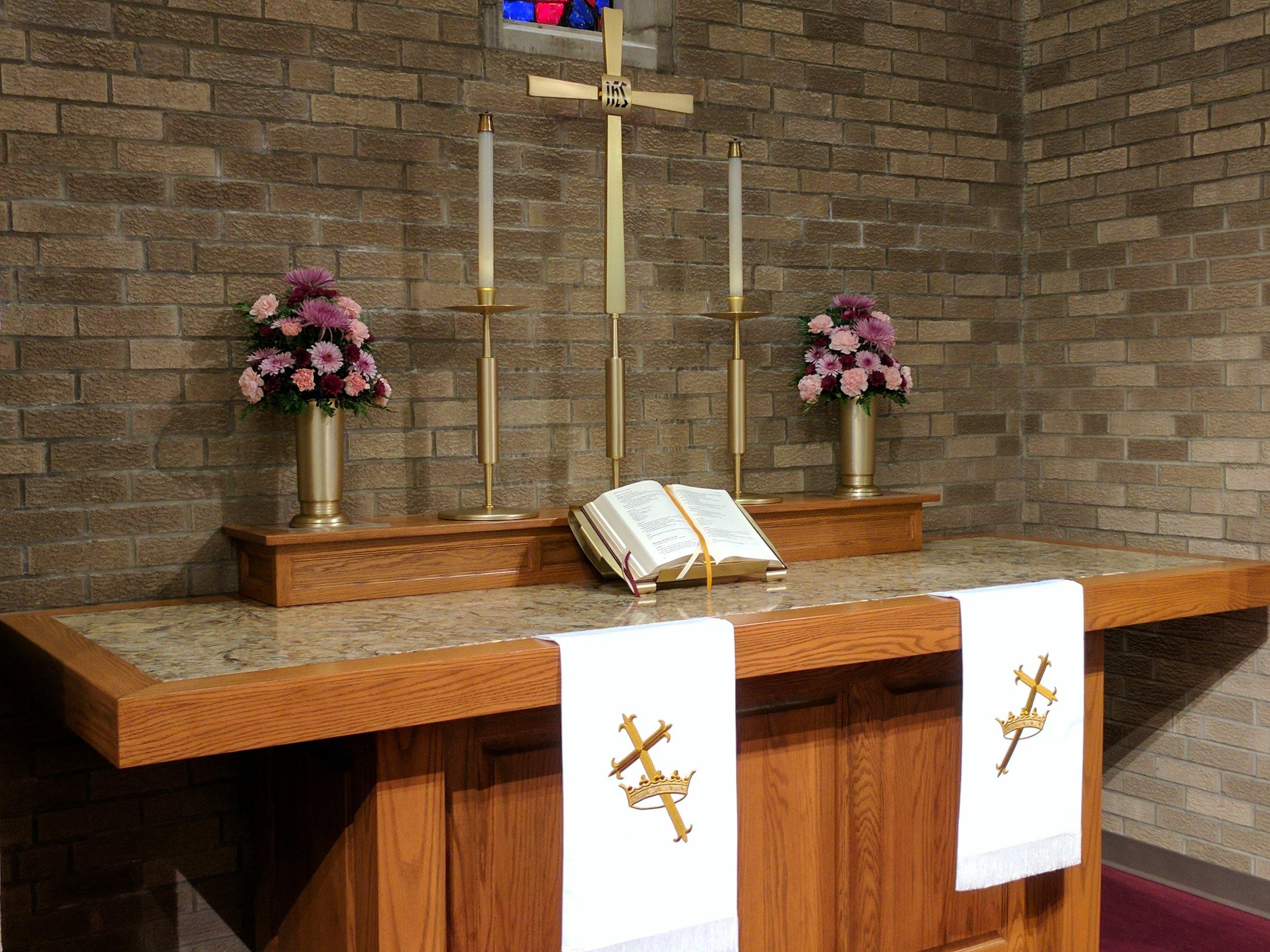 Redeemer's Altar