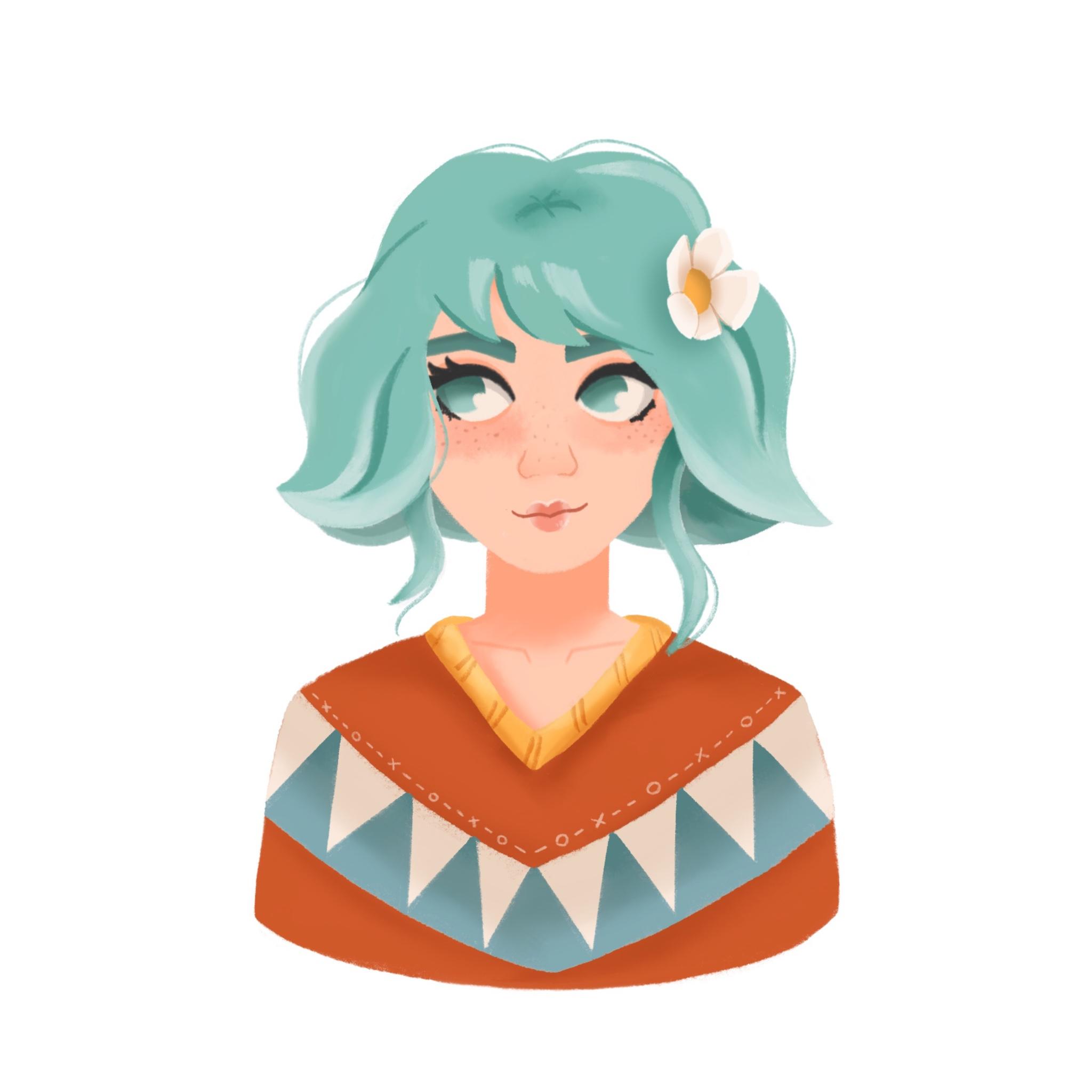 Original character belongs to @natnatart