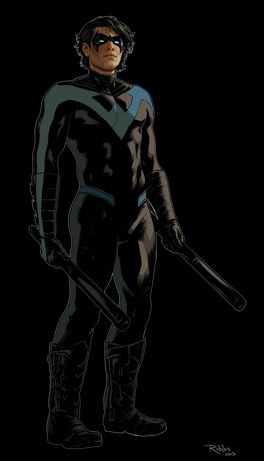 Nightwing (Color)
